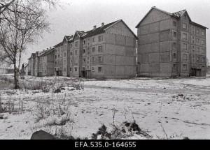 1995 Uued elamud Männimäel