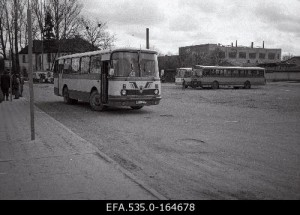 1995 Viljandi bussijaam