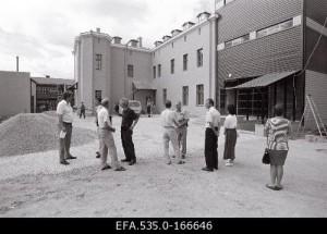 1997 Viljandi Kultuurikolledži hoone